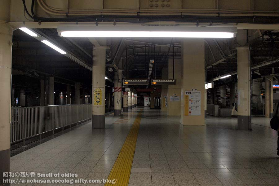 P3140312_no_one_ueno_station